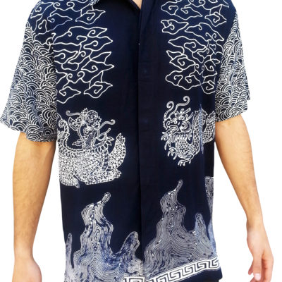 Dragon Batik Shirt4